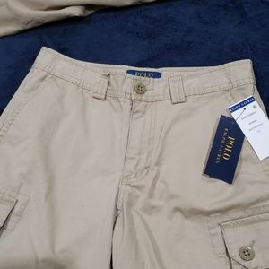 Polo boys cargo shorts